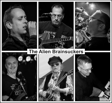 The Alien Brain Suckers